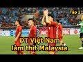 Đỗ Kim Phúc đi Xem Công Phượng Quang Hải Anh Đức ĐT Việt Nam làm thịt Malaysia AFF CUP 2018 tập 2