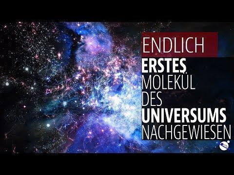 Endlich: Erstes Molekül Des Universums Nachgewiesen