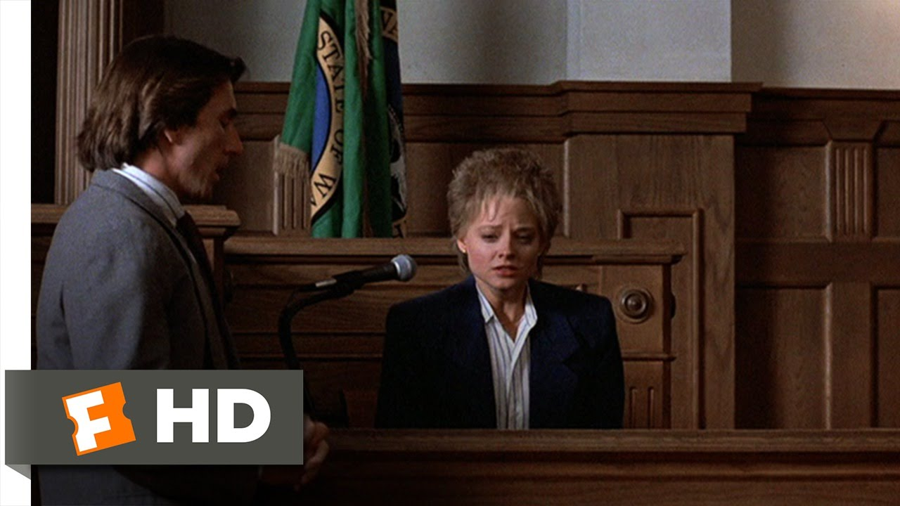 the accused 8 9 movie clip on the stand 1988 hd