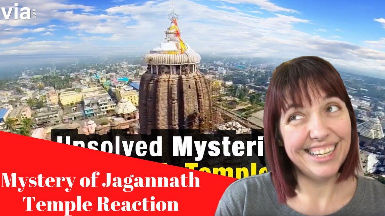 Mystery of Jagannath Temple Puri  REACTION!
