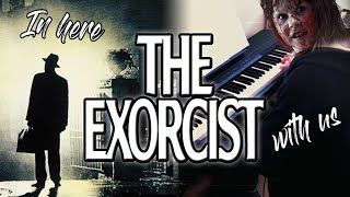 The Exorcist Theme on Piano | Rhaeide