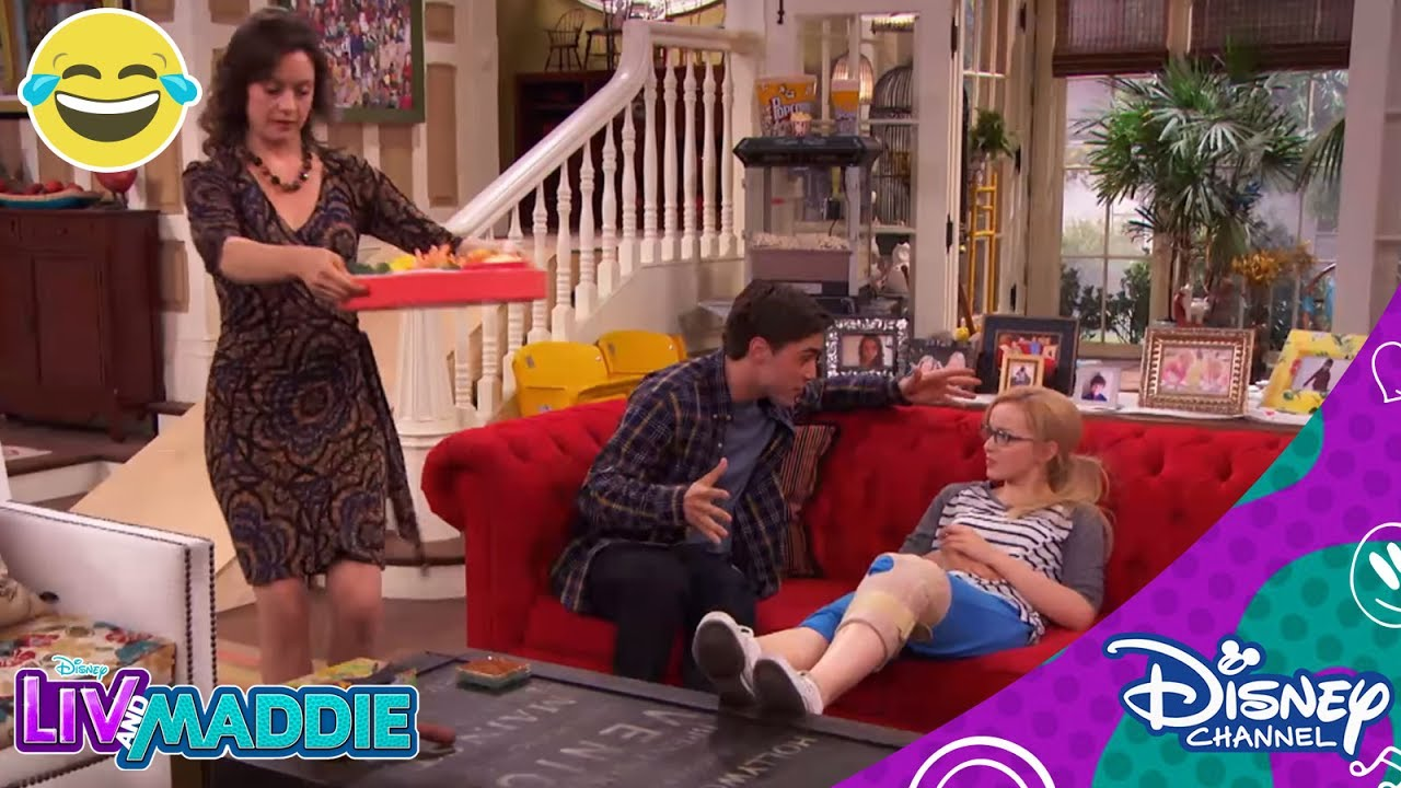 Download Liv and Maddie | blessure | Disney Channel BE
