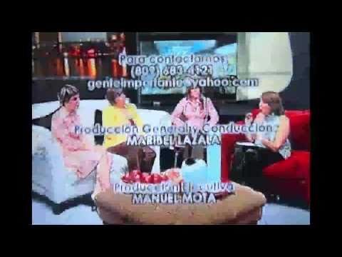 Claudia Díaz Mañon Entrevista con Maribel Lazala G...