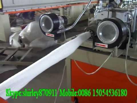 whole production line of fruit net making machine shirley wang 0086 15054536180