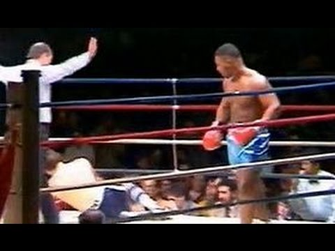 Mike Tyson vs. David Jaco - 1st round KO (11/1/86)
