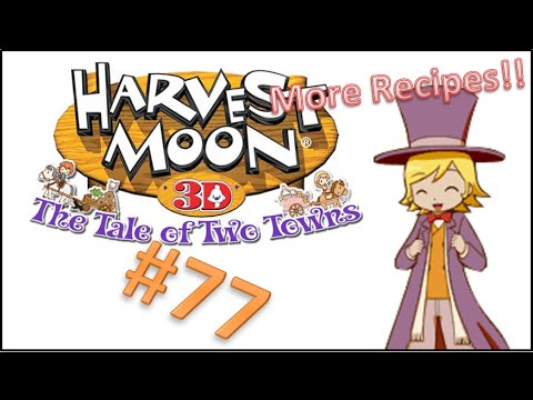 Harvest Moon (3DS): The Tale Of Two Towns Part77