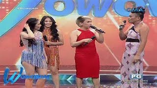 Wowowin: DonEkla meets Saicy and Lovely