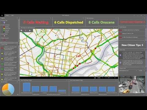 Real-Time Analytics in the PSAP