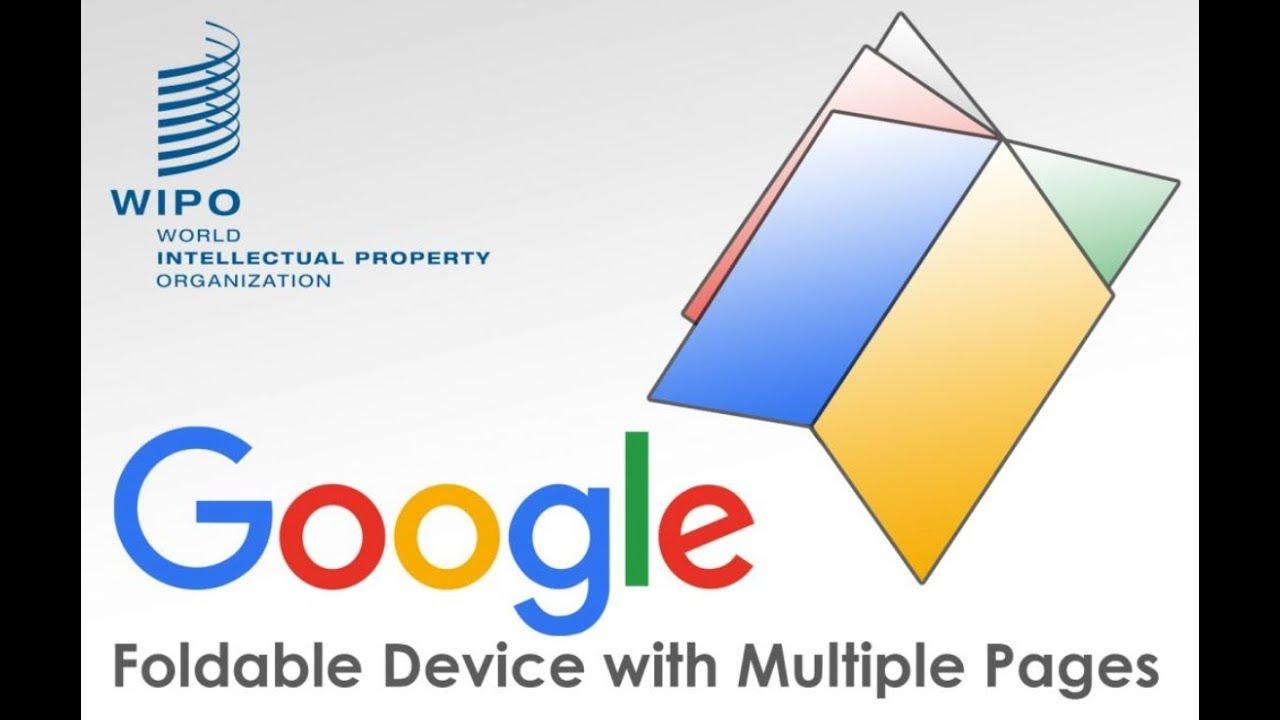 ล้ำหน้าขึ้นไปอีก! Google จดสิทธิบัตรสมาร์ทโฟนพับได้แบบหนังสือ