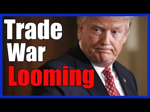 Trade Wars Looming: How Will Trump's Moves Play On The Global Economy?