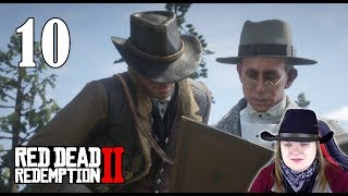 "Red Dead Redemption 2 - Part 10 ""DEBT COLLECTING"""