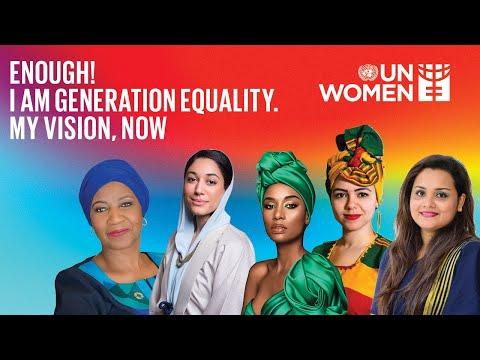 Generation Equality celebrates International Youth Day 2020