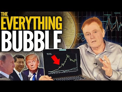 The Everything Bubble: Stocks, Real Estate & Bond Implosion - Mike Maloney