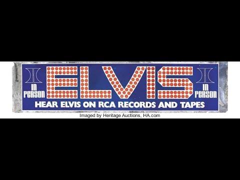 """ELVIS - """"Omaha, Nebraska 1974"""" - (NEW Best Sound) TSOE 2018"""