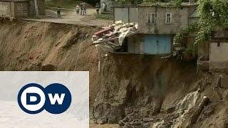 Страшное наводнение в Грузии: 15 июня - День траура