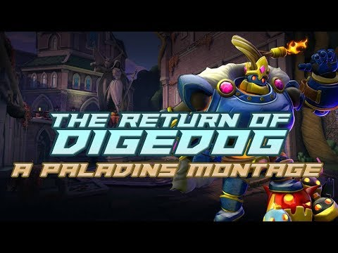 KANGA Esports: The Return of DiGeDoG! - A Paladins Montage -