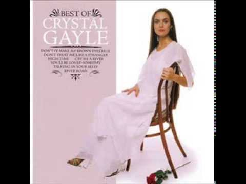 Crystal Gayle -  Never Ending Song Of Love