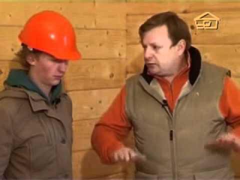 Строительство перекрытий в деревянном доме. Часть 1