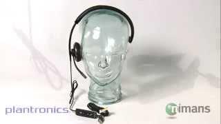 видео Plantronics Blackwire C510