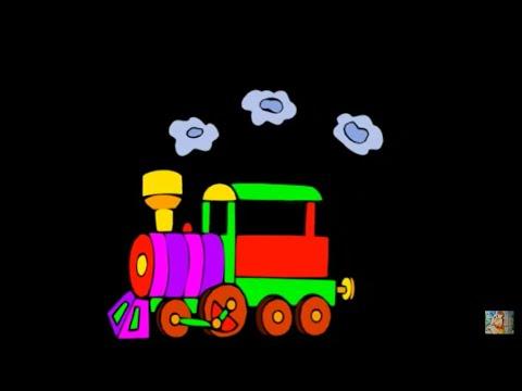 Chucu Chucu - El Tren Mini Disco (Canción Infantil)