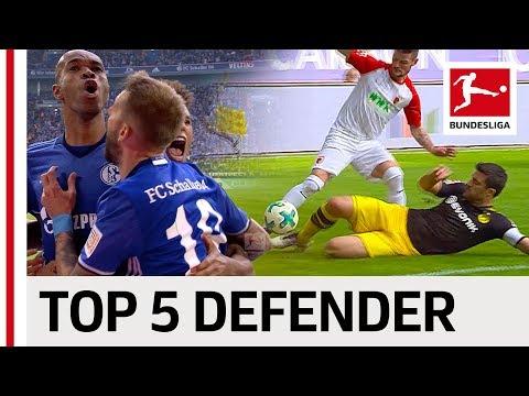 The Best Defenders of the Season - Sokratis, Naldo & Co.