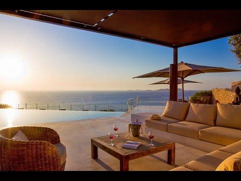 Extraordinary Contemporary Villa in Ibiza Spain