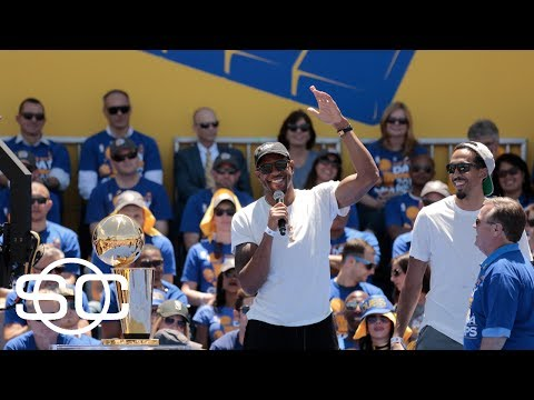 Andre Iguodala Returning To Golden State Warriors | SportsCenter | ESPN