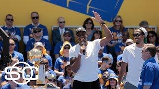Andre Iguodala Returning To Golden State Warriors   SportsCenter   ESPN