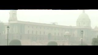 AQI in severe category in capital, cops issue advisory