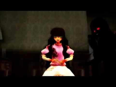[MMD] - Creepypasta - Sally and Tzel - Old Doll