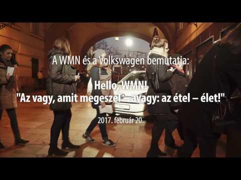 """""""Az étel - élet"""" - Hello WMN  február 20 Teljes műsor"""