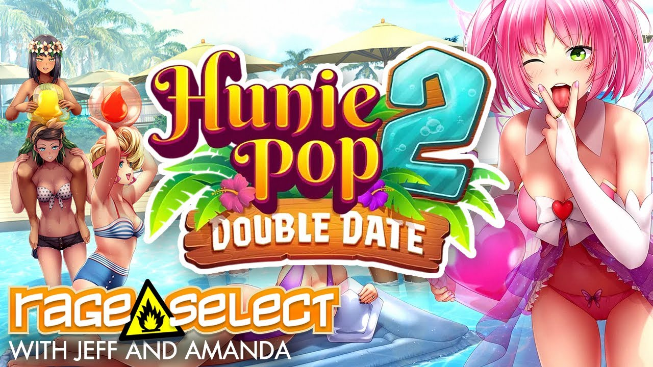 HuniePop 2: Double Date (The Dojo) Let's Play