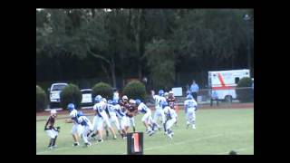 Christopher Atkins 2011 Football Highlights