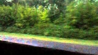 Бахмач (Черниговская область,Украина) в сторону Нежина(RU: Скорый поезд 055 Москва-Киев-Хмельницкий.Город Бахмач (Черниговская область) снято 15 июля 2012 года в 4 часа..., 2012-08-11T15:42:54.000Z)