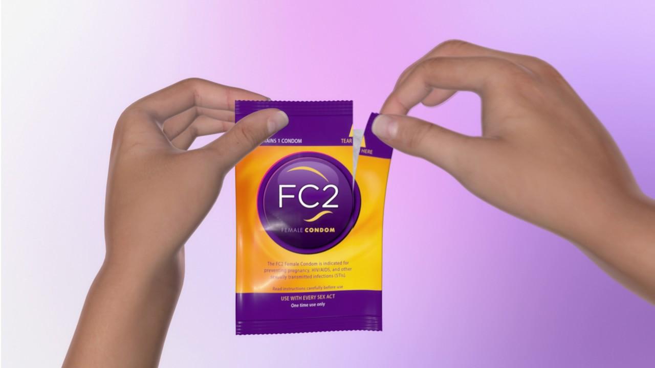 Cómo Usar el Condón Femenino FC2