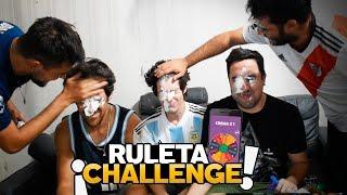 RULETA CHALLENGE con LOS DISPLICENTES
