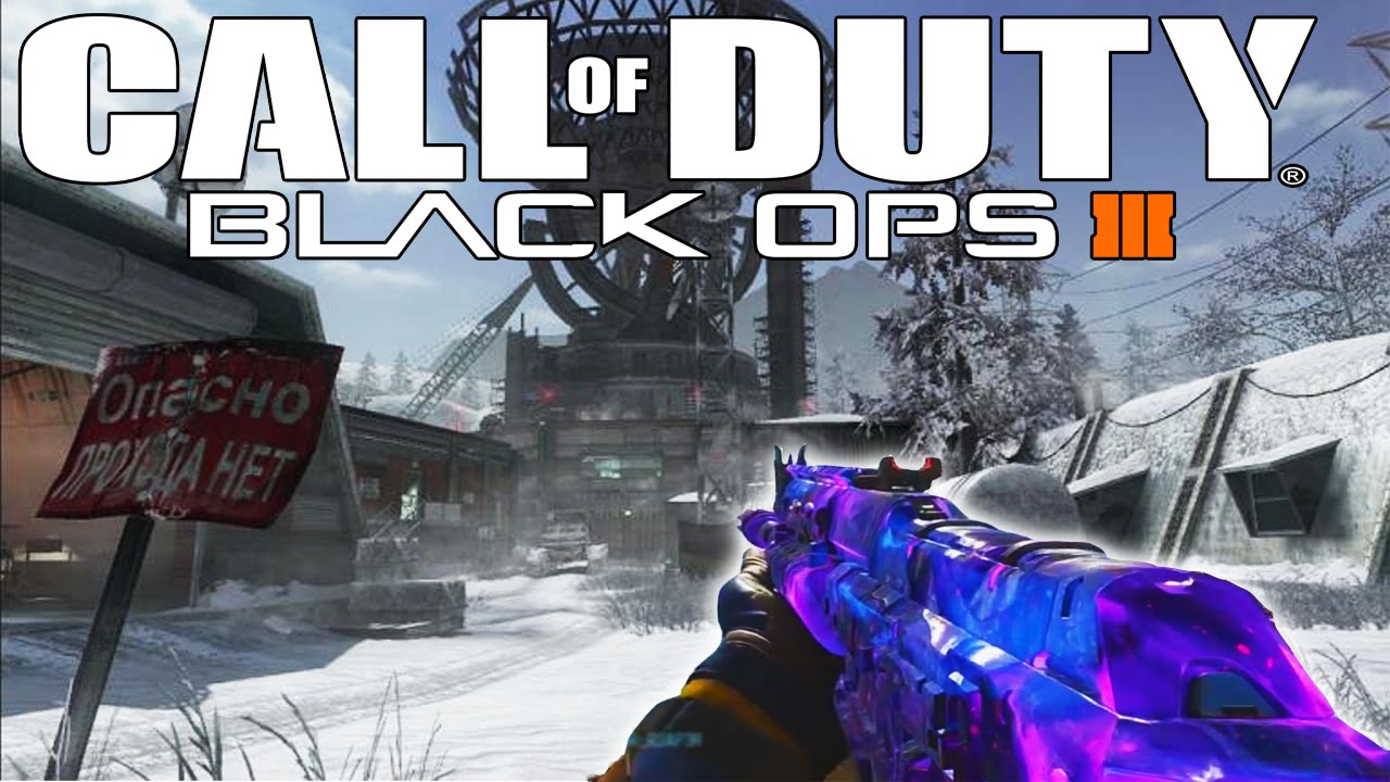 Array Coming To Call Of Duty Black Ops 3 New Map Youtube