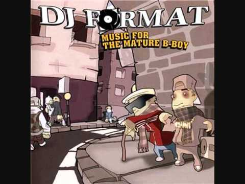 DJ Format - Here Comes the Fuzz