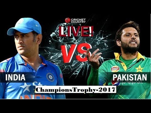 India Vs Pakistan Final Live Streaming |ICC Champions Trophy 2017 | Live Score