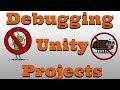 Unity3D Debugger Basics / VisualStudio Debugging Intro