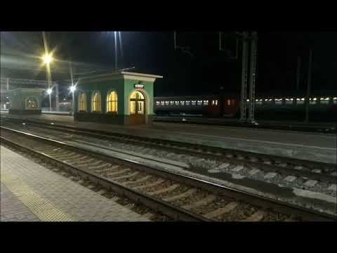 """Вокзал """"Омск"""". Выход к поездам..."""