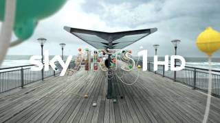 "Sky Arts 1 HD Ident ""Chair"""