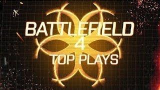 Hazard Cinema Top 5 Battlefield 4 Plays :: Episode 8