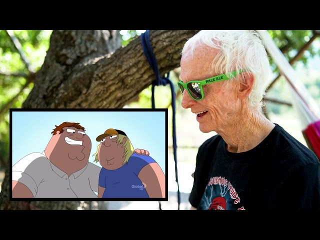 Robby Krieger Reacts to FAMILY GUY Clip