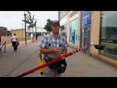 Reach-iT Pole Demo - Best Water Fed Poles