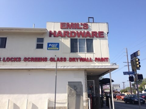 Emil's Hardware, 2525 S Robertson Blvd - Marcus Recommends, Episode 42