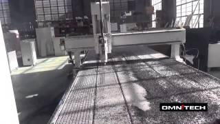 Cnc Router Making Vacuum Table