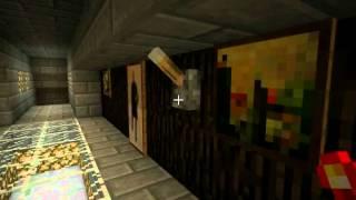 บ้านในภูเขา minecraft Part.1