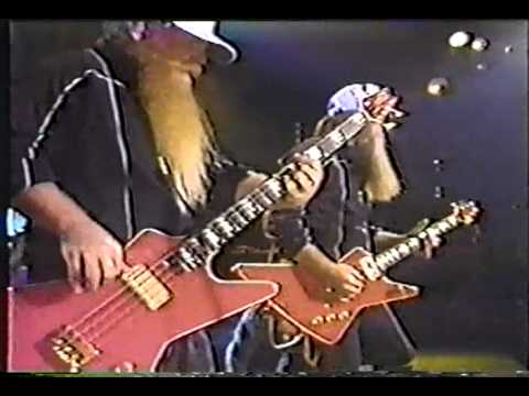 ZZ Top   Party On The Patio   YouTube