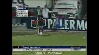 Los Goles de las Clasificatorias - Eliminatorias Sudamericanas Rumbo a Alemania 2006 (IDA)